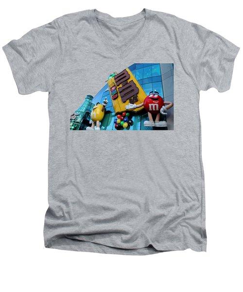 Melt In Your Mouth Men's V-Neck T-Shirt