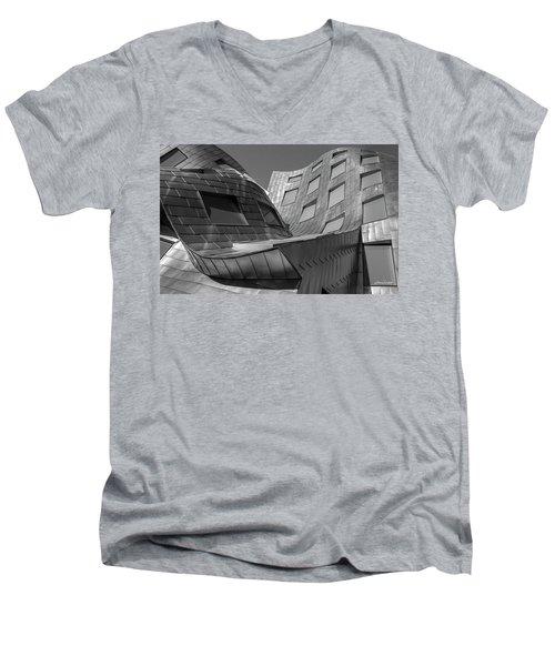 Melting Men's V-Neck T-Shirt