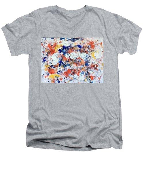 Memorial No 3 Men's V-Neck T-Shirt