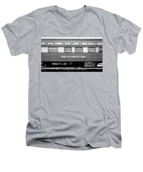 Memphis Men's V-Neck T-Shirt