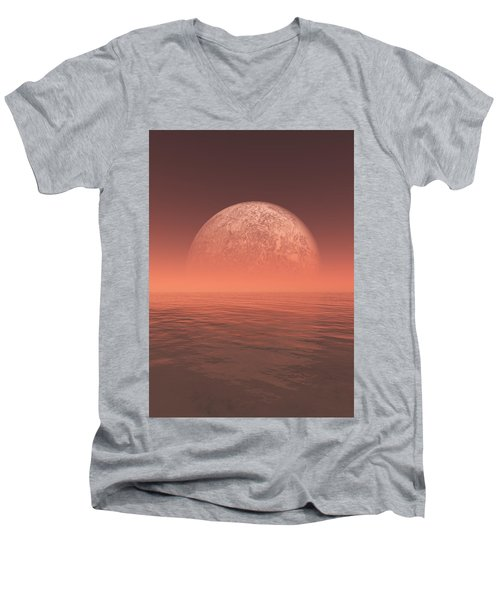 Mercury Men's V-Neck T-Shirt