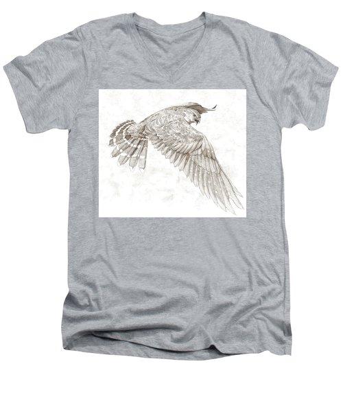 Merlin Men's V-Neck T-Shirt