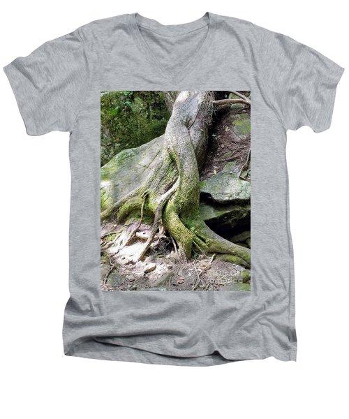 Mermaid Tails Men's V-Neck T-Shirt
