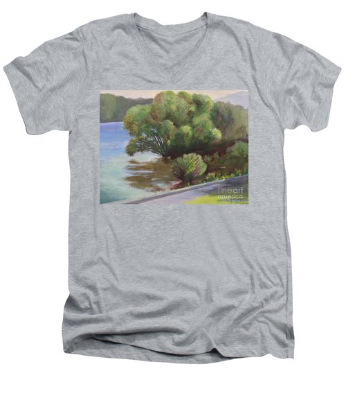 Merrimack Tree Men's V-Neck T-Shirt