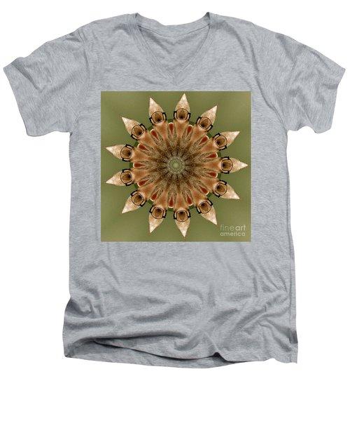 Mesmerizing Star Men's V-Neck T-Shirt