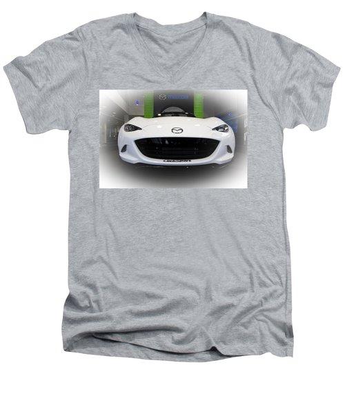 Miata Men's V-Neck T-Shirt