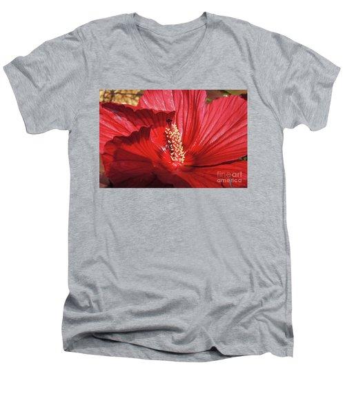 Midnight Marvel Men's V-Neck T-Shirt