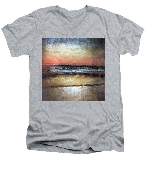 Midnight Sands Gloucester Men's V-Neck T-Shirt