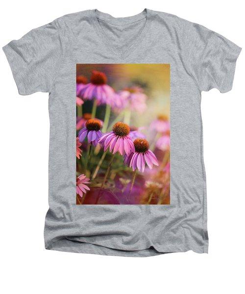 Midsummer Dreams Men's V-Neck T-Shirt