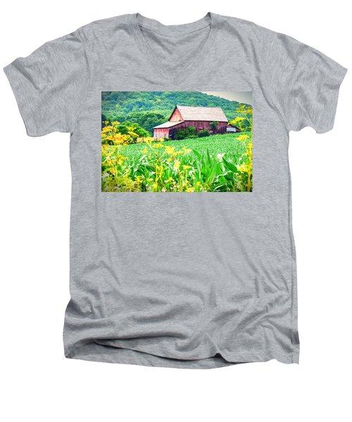 Midsummer  Men's V-Neck T-Shirt