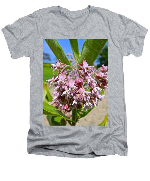 Milkweed Beauty Men's V-Neck T-Shirt
