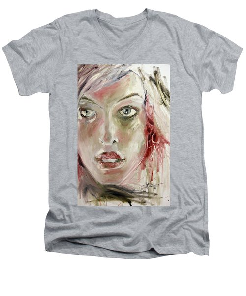 Milla Men's V-Neck T-Shirt