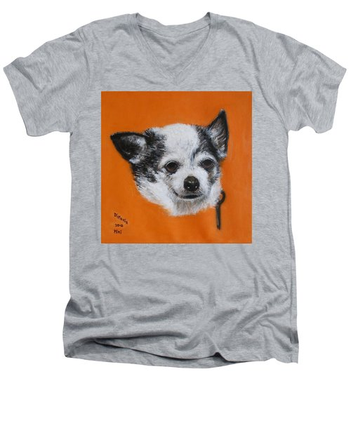 Mimi Men's V-Neck T-Shirt