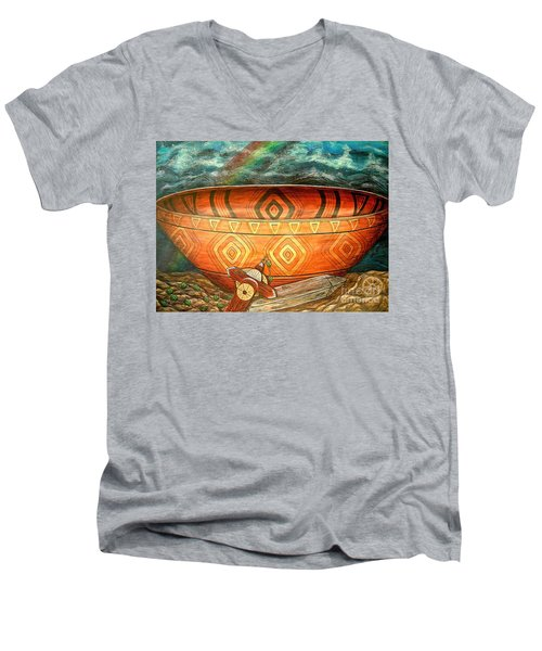 Miracles Men's V-Neck T-Shirt