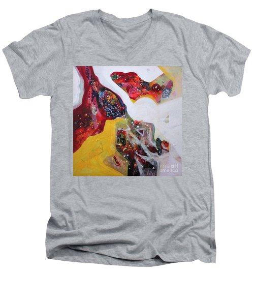 Mirage V Men's V-Neck T-Shirt