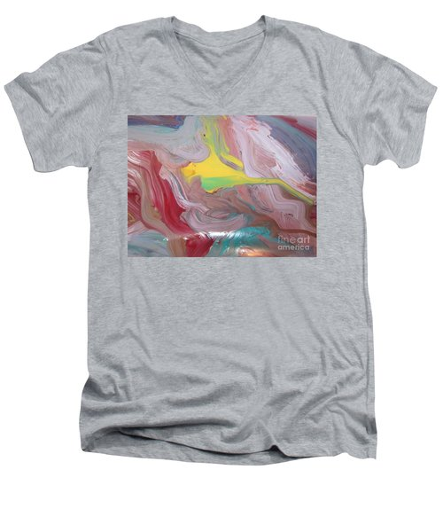 Mirror 1 Men's V-Neck T-Shirt