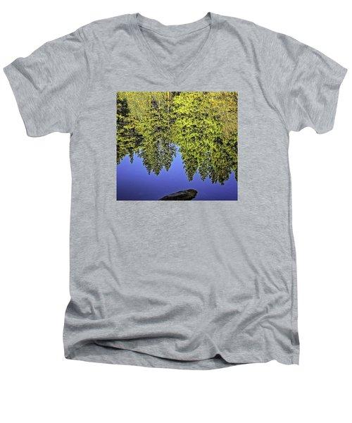 Mirror Mirror-2 Men's V-Neck T-Shirt