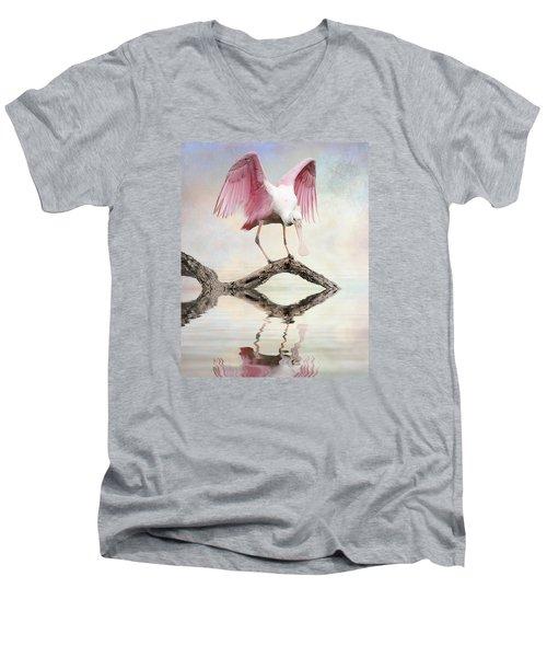 Mirror, Mirror,  Men's V-Neck T-Shirt