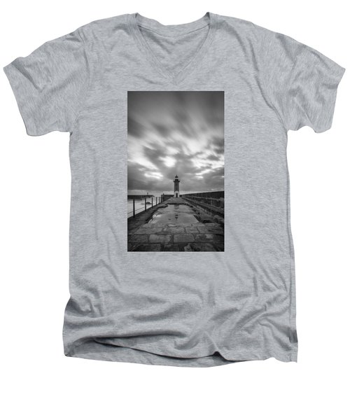 Mirror Mirror Is Water The Reason Of It All.. Men's V-Neck T-Shirt