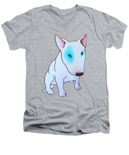 Mischievous Men's V-Neck T-Shirt