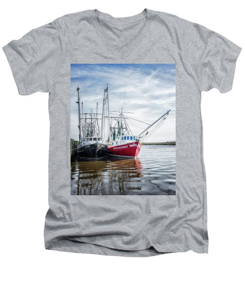Miss Aubrey Men's V-Neck T-Shirt
