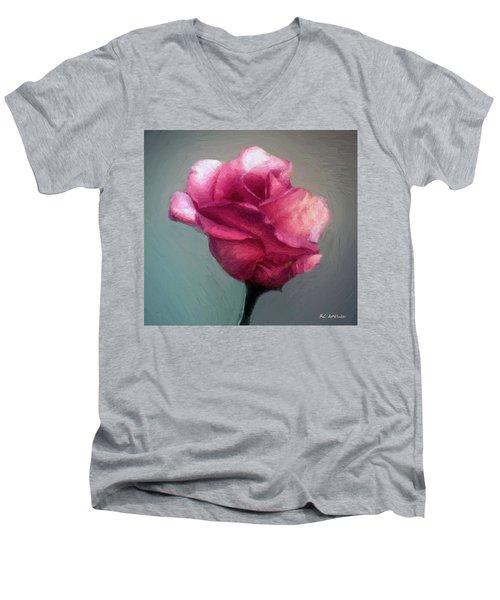 Miss Melanie Men's V-Neck T-Shirt