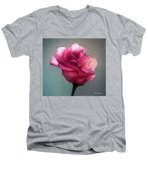Miss Melanie Men's V-Neck T-Shirt
