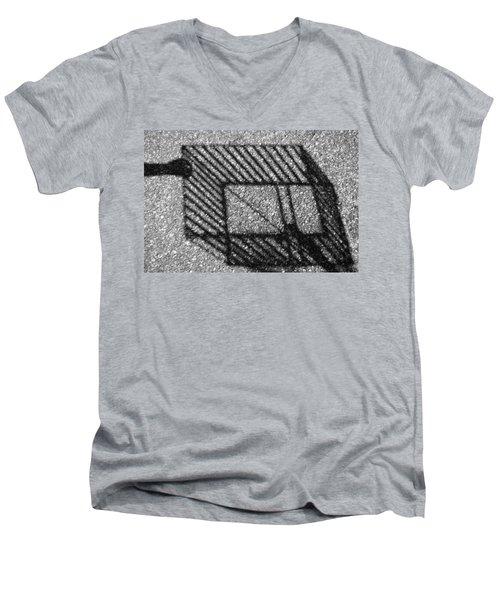 Missing Link 2009 Limited Edition1 Of 1 Men's V-Neck T-Shirt