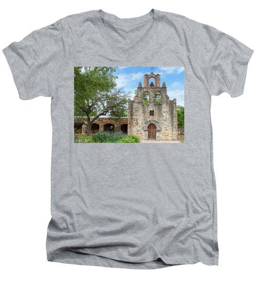 Mission Espada Men's V-Neck T-Shirt
