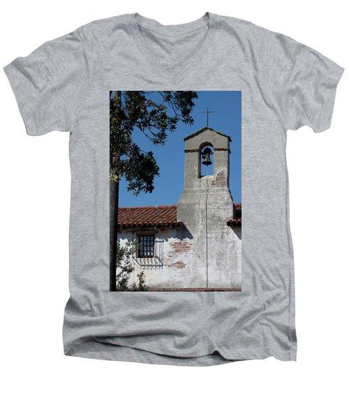 Mission School Men's V-Neck T-Shirt