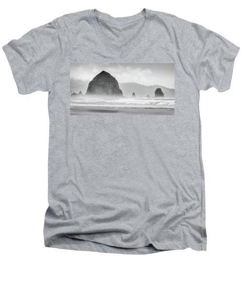 Misty Haystack Men's V-Neck T-Shirt