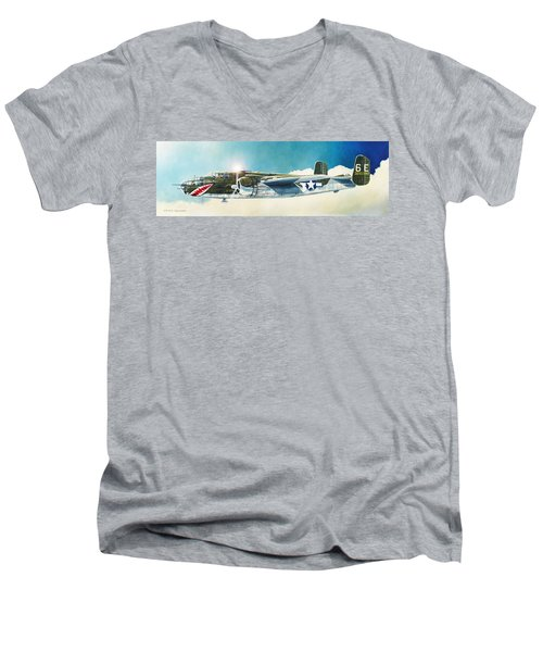 Mitchell Men's V-Neck T-Shirt