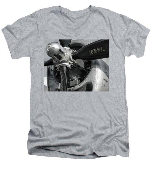 Mitzi Men's V-Neck T-Shirt
