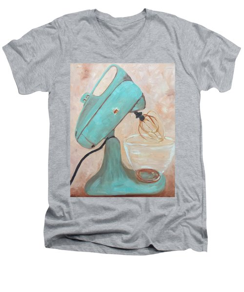 Mix It Up Men's V-Neck T-Shirt