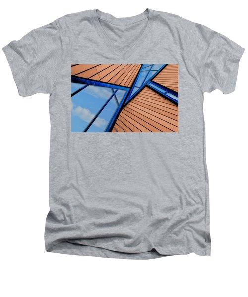 Mixed Perspective Men's V-Neck T-Shirt