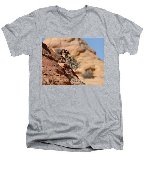 Miyagi Men's V-Neck T-Shirt