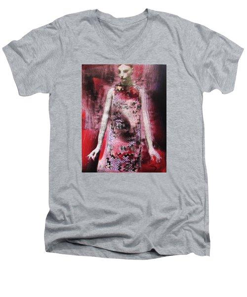 Mizz Oni Men's V-Neck T-Shirt
