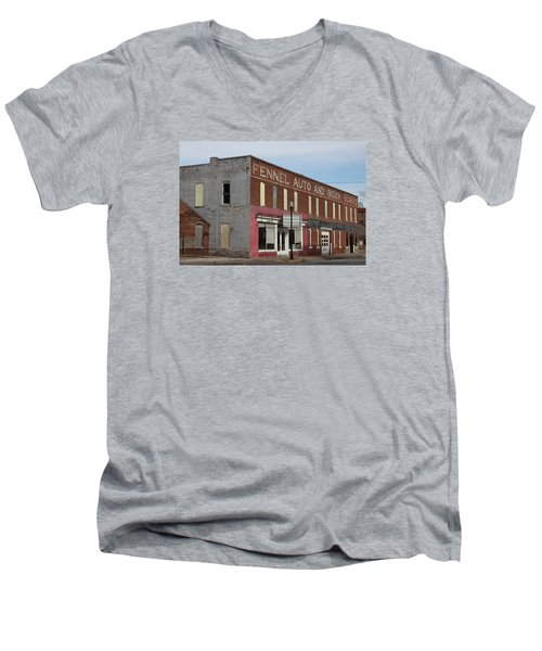 Moberly  Men's V-Neck T-Shirt