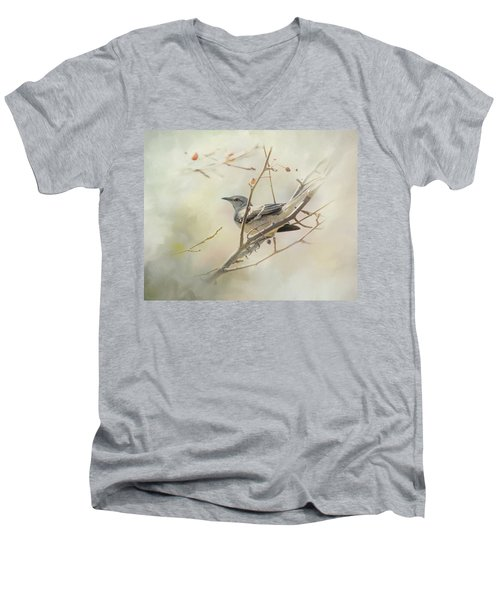Mockingbird II Men's V-Neck T-Shirt