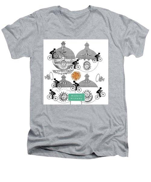 Modern Alchemy Men's V-Neck T-Shirt