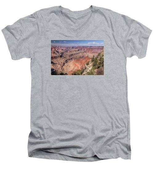 Mohave Men's V-Neck T-Shirt by John Gilbert