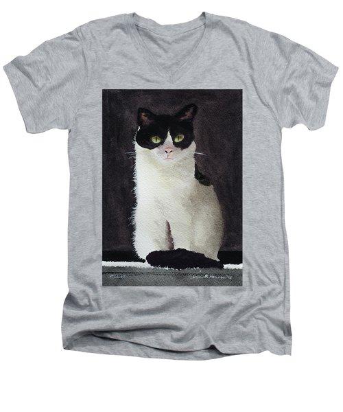 Mollee Men's V-Neck T-Shirt