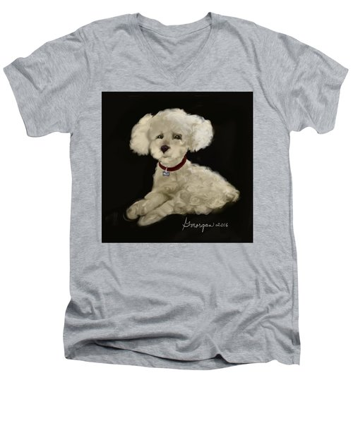 Molly Men's V-Neck T-Shirt