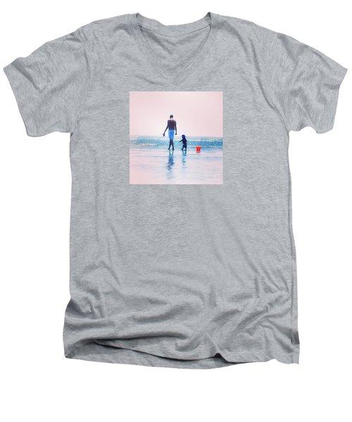 Moment Men's V-Neck T-Shirt