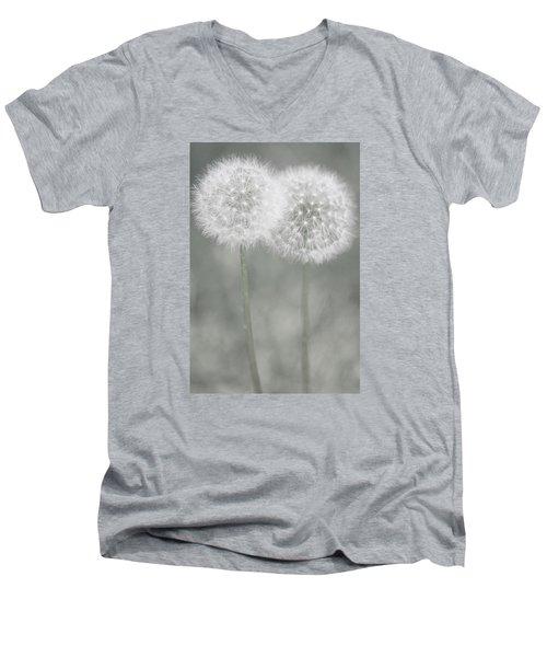 Moment Of Tenderness Men's V-Neck T-Shirt