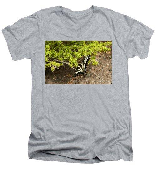 Momentary Rest Stop Men's V-Neck T-Shirt