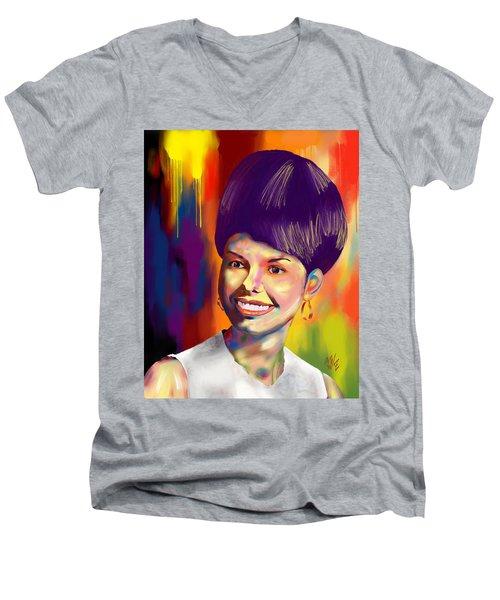 Mommy Men's V-Neck T-Shirt