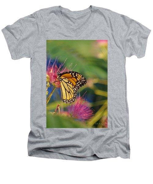Monarch 2 Men's V-Neck T-Shirt