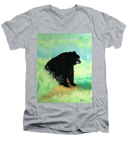 Mondays Men's V-Neck T-Shirt