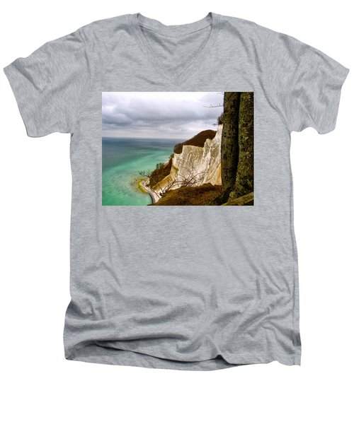 Mons Klint Men's V-Neck T-Shirt
